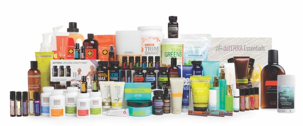 dōTERRA producten