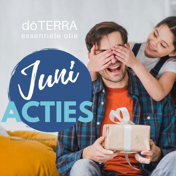 maandelijkse doterra acties Juni